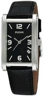 Pulsar Retro Men's Retro Collection Black Dial PXD935