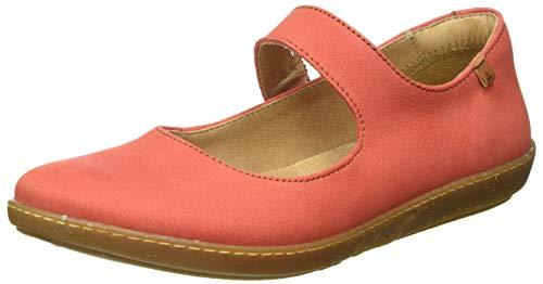 El Naturalista Coral, Zapatos Tipo Ballet Mujer, 40 EU