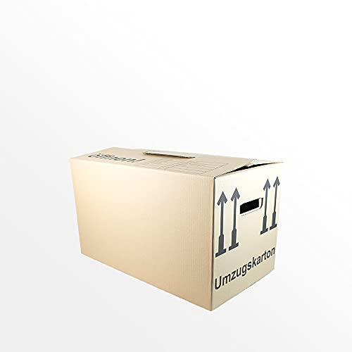 Profi Umzugskartons UK Umzug Kartons Umzugskisten doppelter Boden Menge wählbar 10 Stück