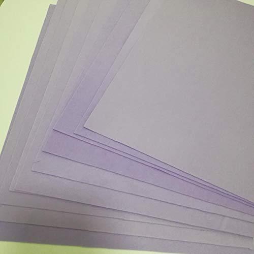 30 vellen 21x29 cm Sponspapier Bloem Prop Dik Multicolor Schuimpapier Vouw Scrapbooking Ambacht DIY Decoratie, violet