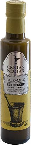 Cretan Nectar - Balsamico Essig mit Honig & Senf - 250ml