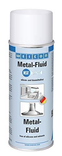 Weicon 11580400 Metal-Fluid 400 ml Reinigungsmittel universell einsetzbar Pflegemittel, milchig
