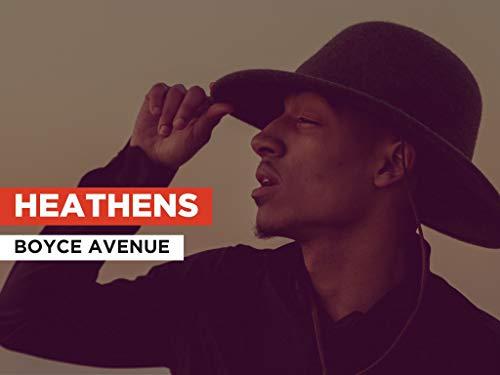 heathens video