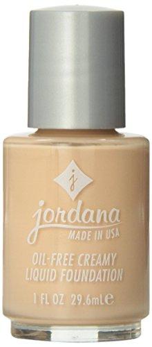 JORDANA Liquid Foundation - Beige