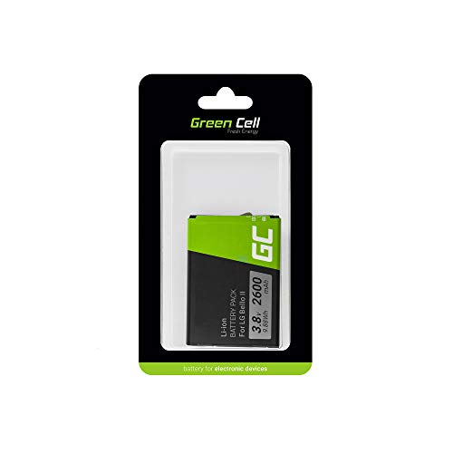 Green Cell® BL-54SH Batería para LG G3s G4c L90 L Bello (Li-Polymer Celdas 2470mAh 3.8V)