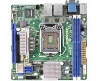 ASROCK Main Board E3C224D2I Socket 1150