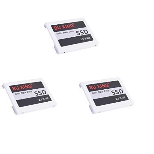 3x SSD-H2 2.5' SSD SATA III Internal Solid State Drive Fr Desktop Laptop 8GB