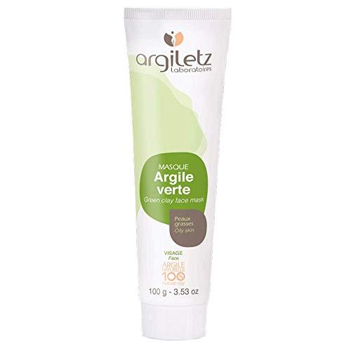 ARGILETZ - Masque d'Argile Verte - Peaux Grasses - 100g