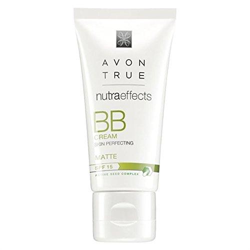 Avon True Nutra Effects Matte BB Cream - Medium