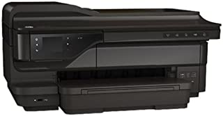 HP OfficeJet 7610 Wireless Color Photo Printer with Scanner, Copier and Fax, HP Instant Ink & Amazon Dash Replenishment Ready (CR769A)