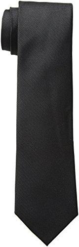 Calvin Klein Men's Black Tie, Bl...