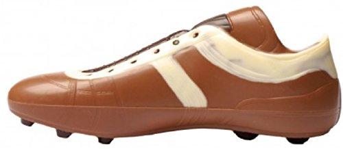 04#121720 Schokolade Fußballschuh, einfach, Vollmilch, Fußballer, Fußballspieler, Tor, Schalke, BVB,