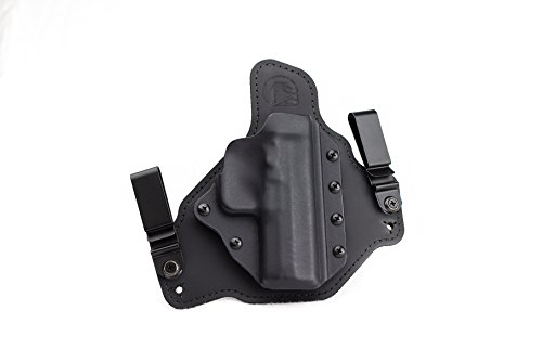 Black Arch Taurus PT140, PT111 IWB Hybrid Holster with Adjustable...