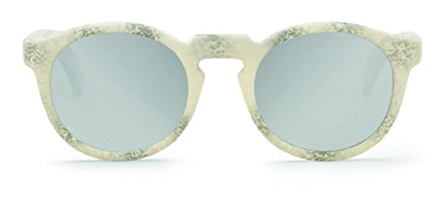 MR.BOHO. CONCRETE JORDAAN WITH SILVER LENSES. Gafas de sol Unisex