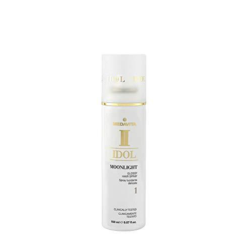 Medavita Idol Moonlight - Glossy hair spray 150ml