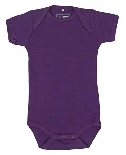 NAME IT Body pour bébé avec manches courtes Violet Magic - - 3 ans