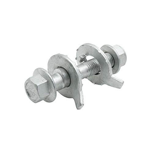 X AUTOHAUX Exzenterschraube für Vierräder, Härtegrad 12.9, 15 mm, Metall