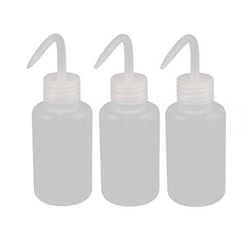 Aexit 3 Stücke 150 ml 2mm Durchmesser Weichem Kunststoff Scharfe Schnabel Elbow Squeeze Flasche Sukkulenten Bewässerung (314deeb391bdda4fdfd509d6699a46c2)