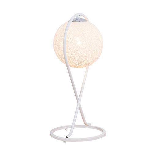 Gijk Led-nachtlampje, smart, eenvoudig, modern, nieuw persoonlijkheid, warm en stijlvol, draagbare toetsschakelaar, snoer, rattan, mini-USB-nachtkastlampje, werkkamer en slaapkamer.