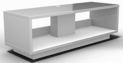 Schnepel Varic L 2.0 TV-Möbel offen weiß matt