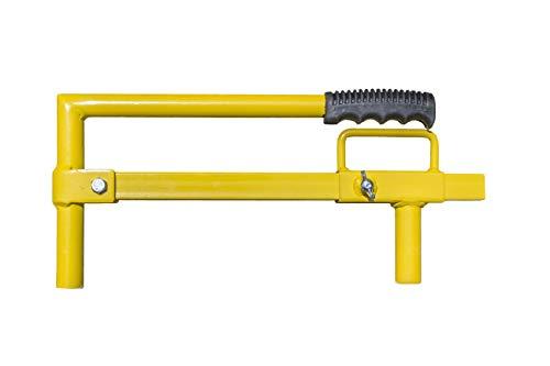 ORIT Planblockklemme Hand Some 2 Fingers Für Blocke - Reichweite 100-360 mm - Max. Laden 25 kg