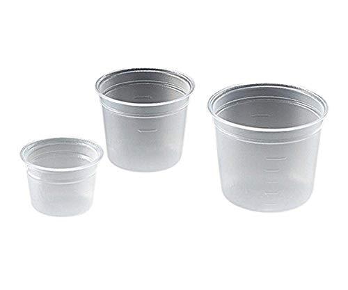 アズワン ミニディスポカップ バキュームタイプ 10mL/1-1457-01