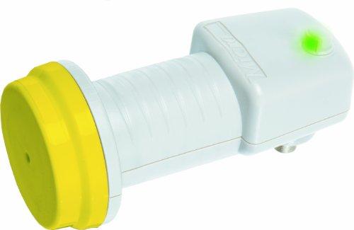 Micro Single EasyFind Universal LNB weiß