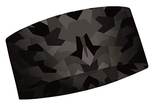 MATT - Light Headband - Unisex Stirnband, Farbe MA:GeometricCamoBlack
