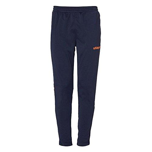 uhlsport Score Pantalon Enfant Marine/Fluo Rouge FR : XXS (Taille Fabricant : 116)