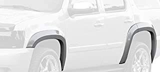 Xenon 8820 Fender Flare Set Front And Rear 1.2 in. Wide Urethane Fender Flare Set