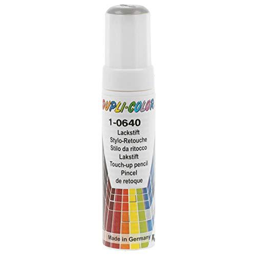 Dupli-Color 599576 Lackstift Auto-Color weiß-grau 1-0640 12ml, Grey