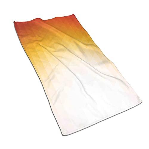 Toallas de playa suaves, diseño náutico del paisaje de la naturaleza serenidad, toalla de baño decorativa de secado rápido para baño, gimnasio, yoga, spa, 27.5 x 55 pulgadas estilo12