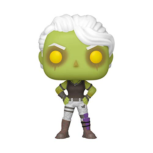 Funko- Pop Games: Fortnite-Ghoul Trooper Figura Coleccionable, Multicolor (48459)