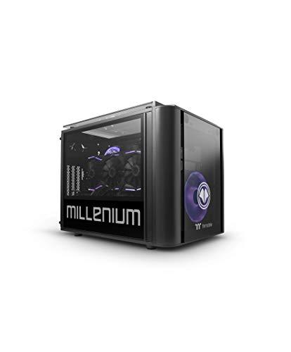 Millenium MM2 Sejuani - Ordenador Gaming de sobremesa MM2 Sejuani, AMD Ryzen 9, 16GB ram DDR4, 1TB HDD, 480GB SSD, NVIDIA GeForce RTX 3070 8GB GDR6X, Windows 10