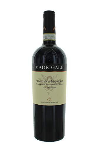 Primitivo di manduria dolce primitivo cl75 madrigale (083008)