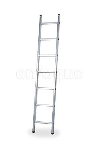 ALTIPESA Escalera Profesional de Aluminio de Apoyo Simple 7 peldaños Serie Basic