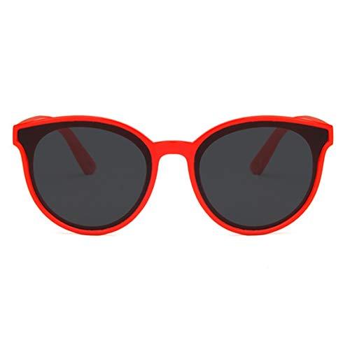 Gafas de Cara Peque?a para ni?os Gafas de Sol de Aviador polarizadas para ni?as Ni?os Ni?os Gafas de Sol de protección UV400