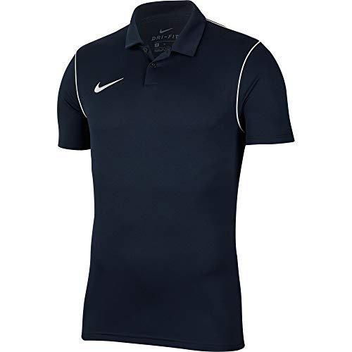 NIKE Dri-Fit Park Short Sleeve Polo, Hombre,...