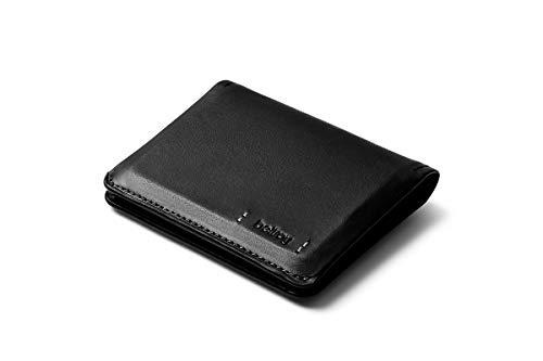 Bellroy Slim Sleeve Edición Premium - Black (Cartera Plegable de Piel refinada)