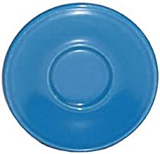 product image for Fiesta 6-3/4-Inch Jumbo Saucer, Peacock