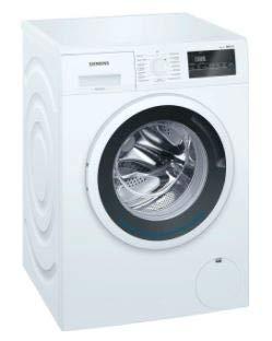 Siemens Iq300 wm14 N2eco Waschmaschine, weiß, freie Installation, 7 kg, 1390 U/min, A+++