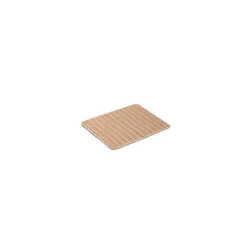 萬洋 樹脂製すのこ 大 白 91-021A 枠:ステンレス その他:PP 中国 WSN1201