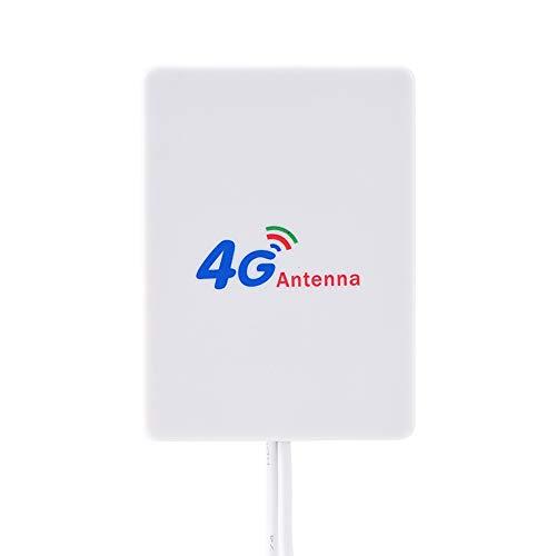 Antenne signaal versterker - 28dbi High Gain 4G 3G LTE Signaal Versterker Antenne voor Mobiele Router voor HuaWei E398 (Maat: TS9 Male)