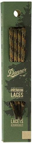 "Danner Laces 54"" Shoelaces, Brown/Multi, Medium"