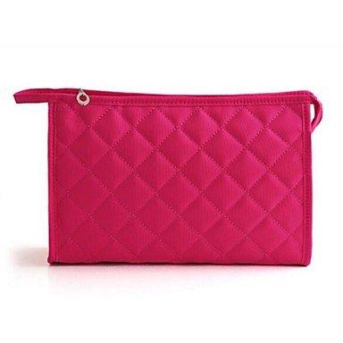 RY@ Femme Nylon Utilisation Professionnelle Trousse de Maquillage , pink