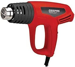 Heat Gun - GEEPAS - 2000W - GHG2021