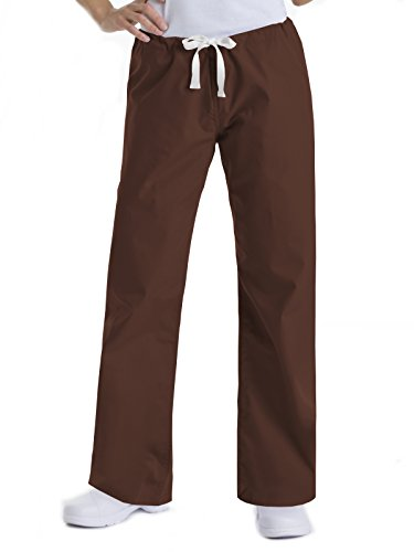 Urbane Essentials 9502 Relaxed Drawstring Pant Cocoa ST