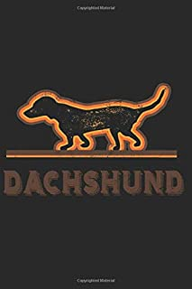 Dachshund Journal: Also known as the sausage dog or wiener dog is a short-legged, long-bodied, hound-type dog breed, they may be smooth-haired, wire-haired, or long-haired logbook