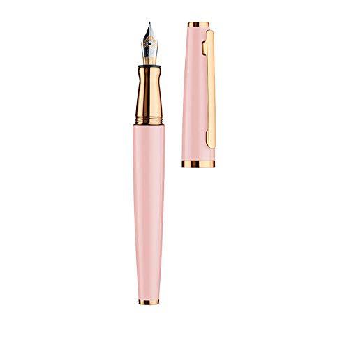 Otto Hutt design06 - Pluma estilográfica (punta gruesa B), color rosa