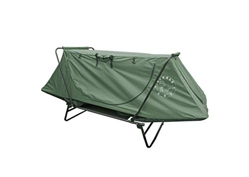 LEMONCOFFEE Beach Tent Off-ground Outdoor Camping Tent, 1-2 People, No Need to Build, Windproof, Sandproof, Rainproof, Sunscreen, Waterproof, Suitable for Picnics Beach Park Lawn Field Fishing Green